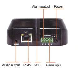 IP kamera unutarnja wifi6